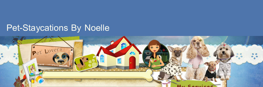 Pet Staycations by Noelle