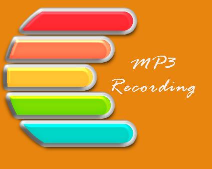 MP3 Recording