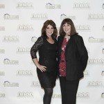 Shell Brodnax and RESA President Maureen Bray